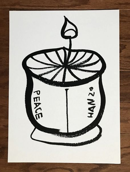 W - Peace - Candle Light II