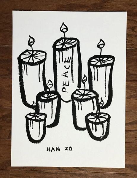 W - Peace - Candle Light III