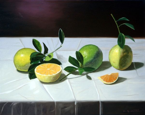 Still Life with Lemons - Not for Sale