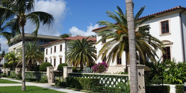 Townhomes that Live Like Grand Estates With the Ease of a Condo, Palm Beach town homes for sale