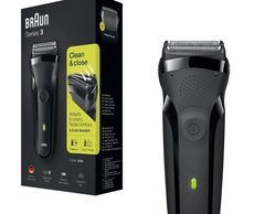 Rechargeable Braun Shaver Series 3