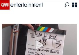Take It Back (2019) cast and crew featured on CNN Entertainment