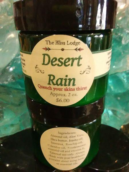 Desert Rain Lotion