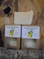 Meadow Dandelion Face & Body Bar (seasonal)