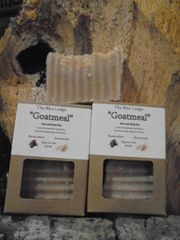 """Goatmeal"" soap"