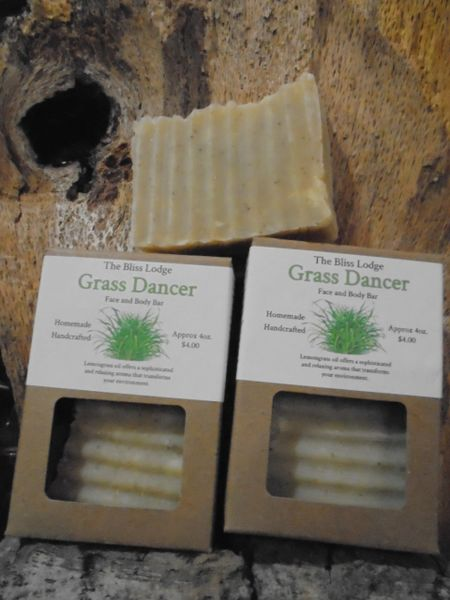 Grass Dancer Face & Body Bar