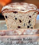 Cinnamon English Muffin Bread - Pick up only