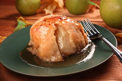 Apple Dumpling -No shipping, pick up only