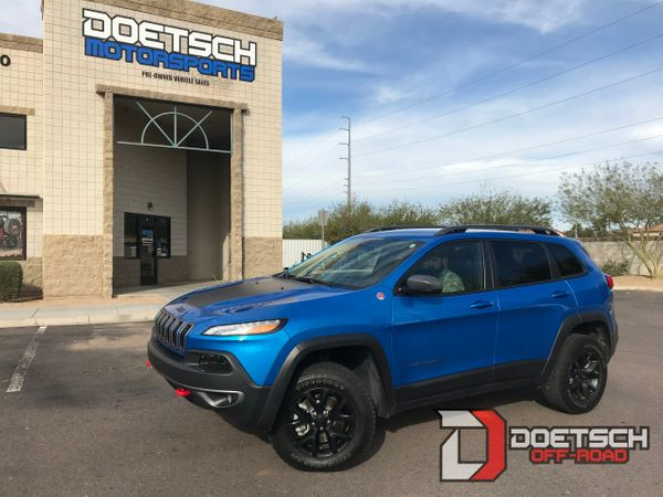 Mfc Offroad 2 Inch Lift Kit 2014 2019 Jeep Cherokee Kl