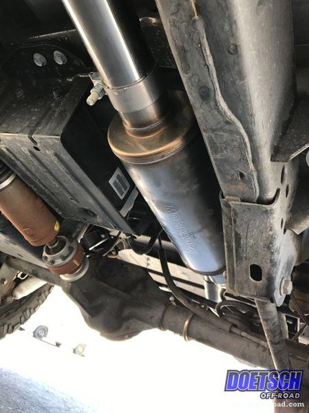 Jeep Jk Muffler >> Magnaflow 15237 Performance Rock Crawler Exhaust For 12 18 Jeep Wrangler Unlimited Jk 4 Door With 3 6l