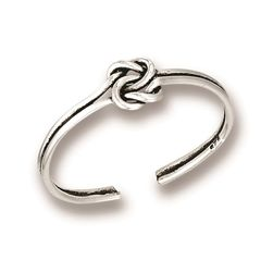 Wire Knot Toe Ring
