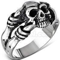 Skull In Claw