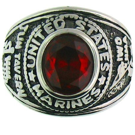 US Marine Red