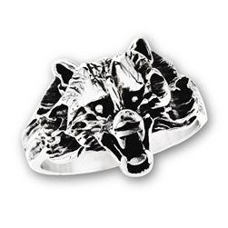Wolf Ring (small)