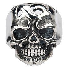 Open Flame Skull