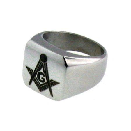 Masonic Laser Etched