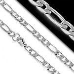 Flat Figaro Link Chain