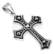 Metallic Ball Cross