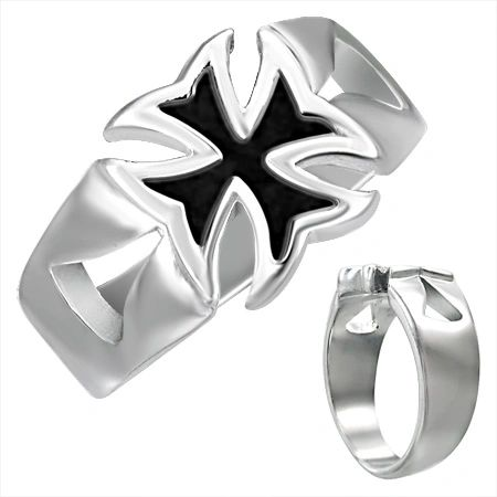 Cut-out Maltese Cross