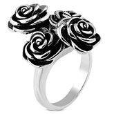 4 Bloom Rose Ring