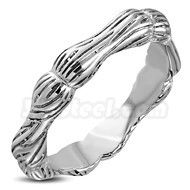 Bone Link Ring