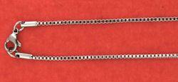 1.5mm Box Chain