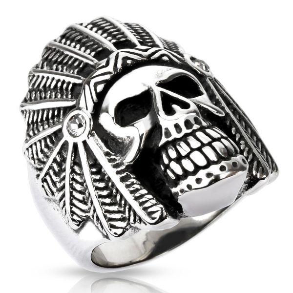 Apache Death Skull