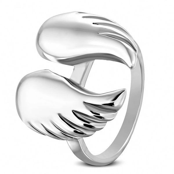 Guardian Angel Wing Ring