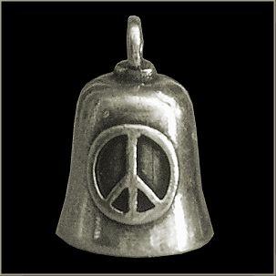 Peace Sign Gremlin Bell