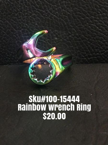 Rainbow Wrench