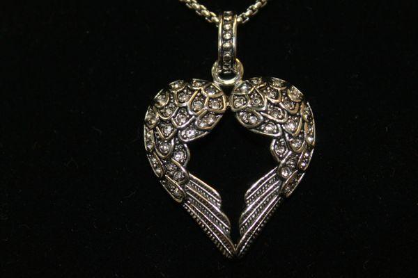 Wings Of Love Pendant