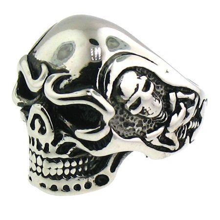 Steel Skull