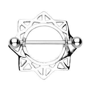 Triangle Entangled Star 14GA