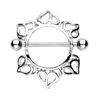 Heart Engulf Nipple Shield