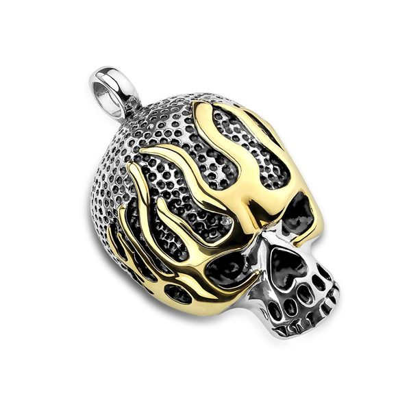 Large Two Toned Skull