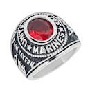 Small United States Marines Ring
