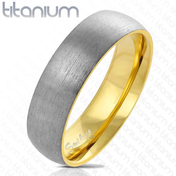 Two Toned Titanium