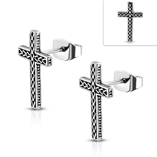Celtic Knot Small Cross