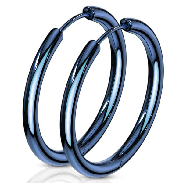 20MM Blue Anodized