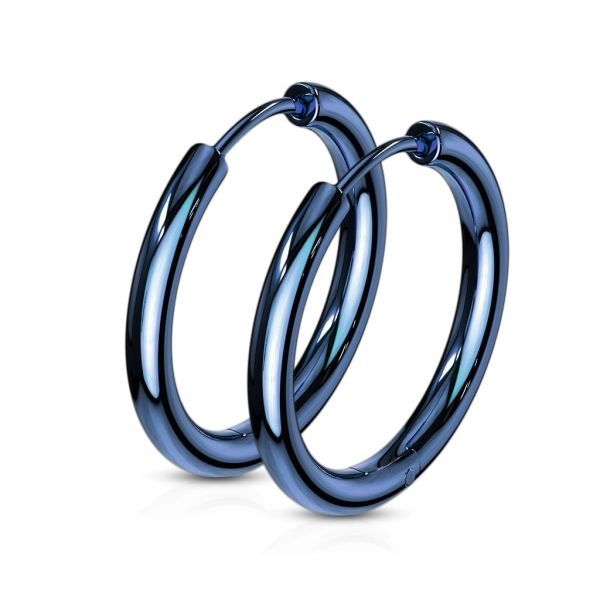 14mm Blue Anodized