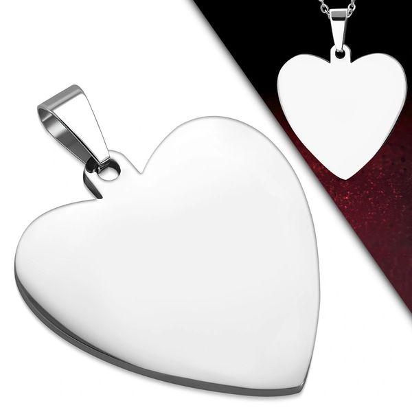 Heart Engraveable