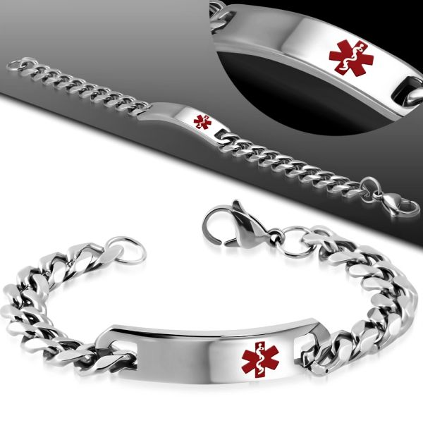 Medical Allert Braclet