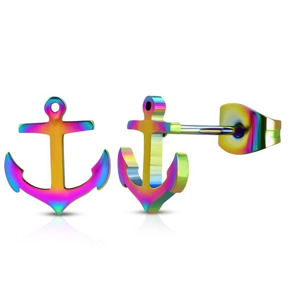 Anodized Anchor