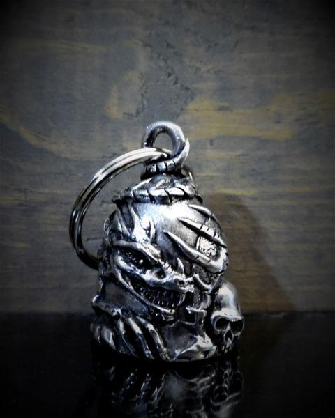 Skull Dragon Gremlin Bell 3D
