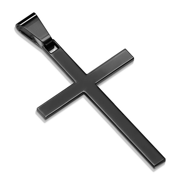 SLIM CROSS BLACK