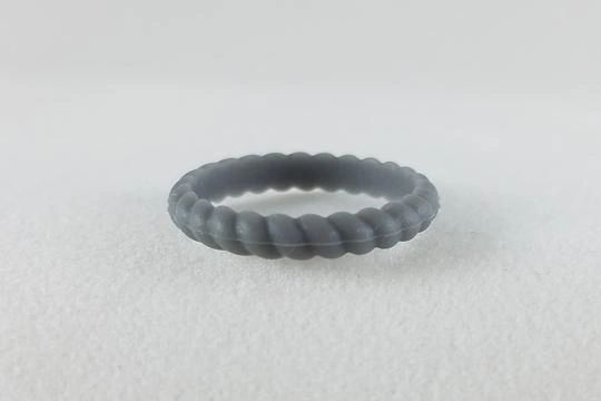 Gray Rope Stackable