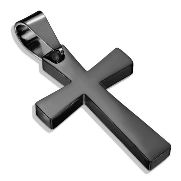 Black Latin Cross