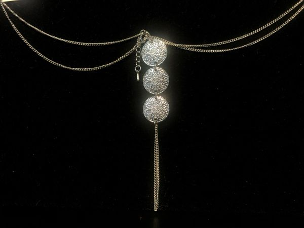 Triple Lotus Slave Bracelet