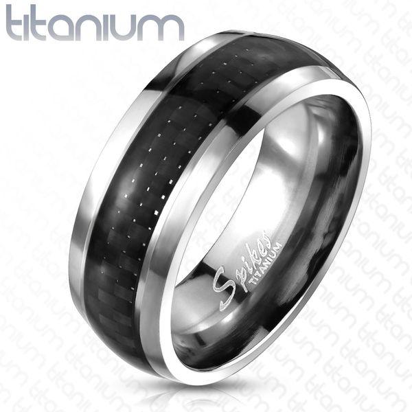 TITANIUM CARBON FIBER RING