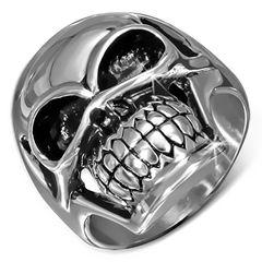 Grinning Ghost Skull